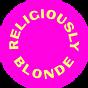 Religiously Blonde