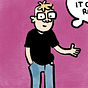 Mike's Cartoon Diary
