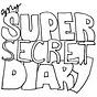 My Super Secret Diary
