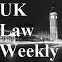 UK Law Weekly