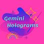 gemini holograms