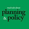 Much ado about planning & policy