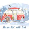 Have RV will Ski