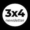 3x4 newsletter