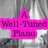 A Well-Tuned Piano