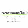 Investment Talk