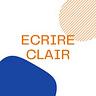 Ecrire Clair