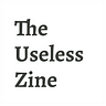 The Useless Zine | 沒用小誌