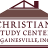 A Newsletter of the Christian Study Center of Gainesville