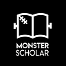 Monster Scholar by Dr. Jeanette Laredo