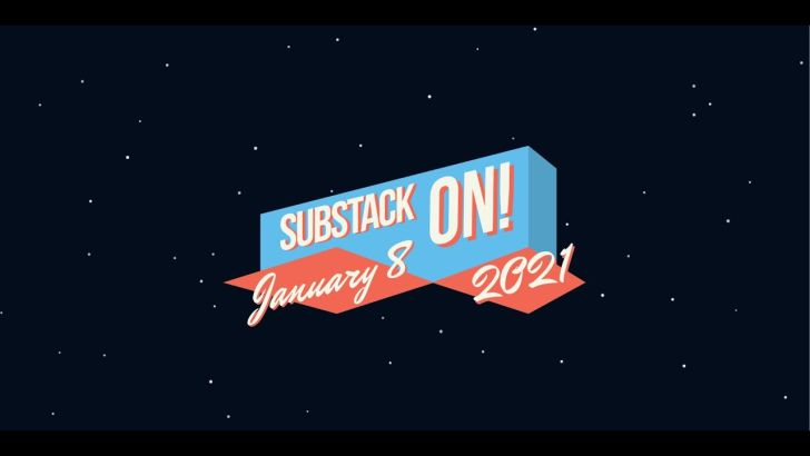 It's on! Starting soon: watch live talks from Substack writers